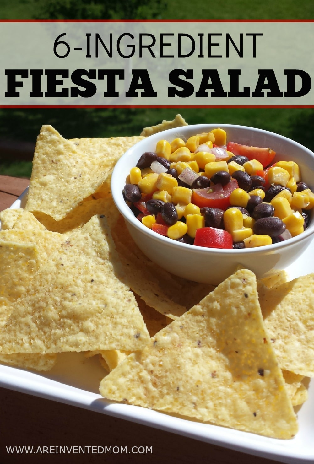 6 Ingred Fiesta Salad Feature - A Reinvented Mom
